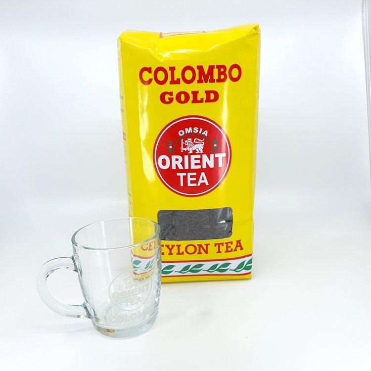 Colombo Svart Te Ceylon 800G-1kg