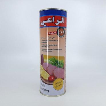 Al Raii Kyckling Mortadella 800g