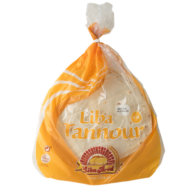 Liba bröd Tannour