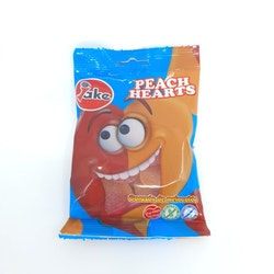 Jake Godis Peach Hearts 100g
