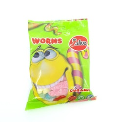 Jake Godis Worms 100g