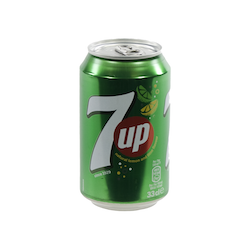 7 UP BURK 33CL - Inkl. Pant