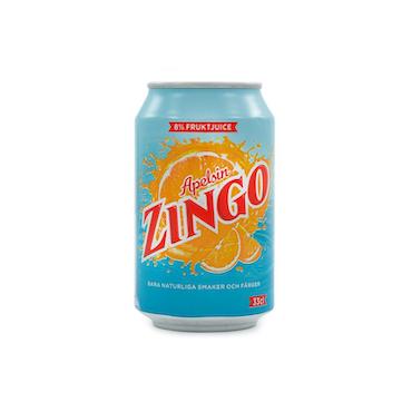 ZINGO BURK 33CL - Inkl. Pant