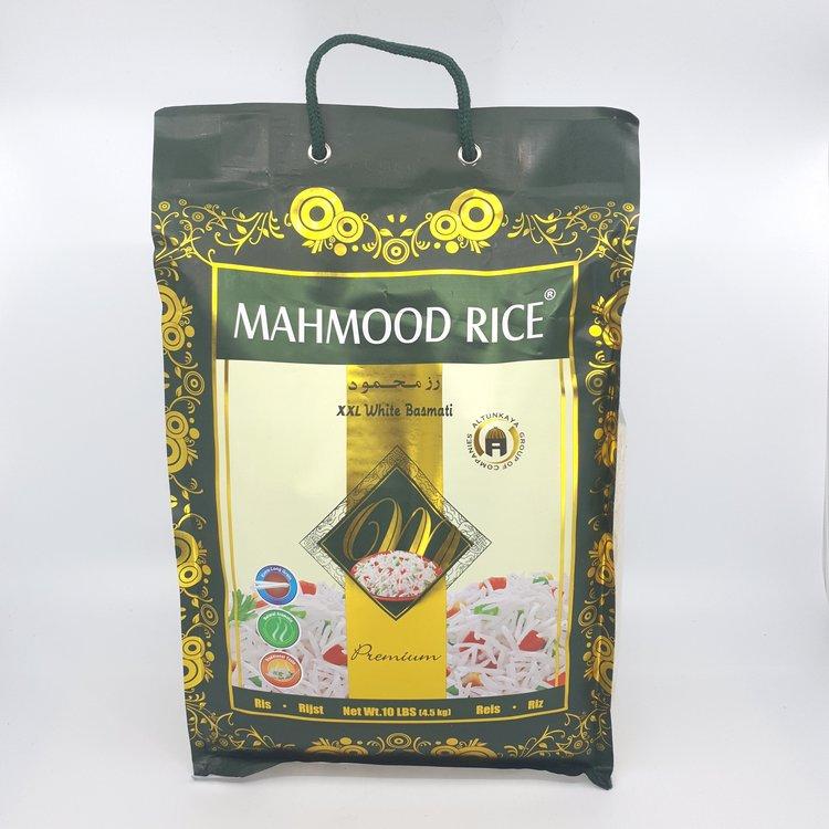 Mahmood Basmati Ris White XXL 4,5 Kg
