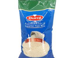 Durra Egyptian Rund Ris 5KG