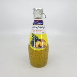 Maria Ananas Juice med Basilikafrö 290ml