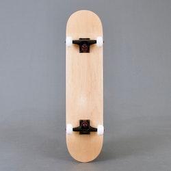 Skateboard NB blank Komplett 7.25x29