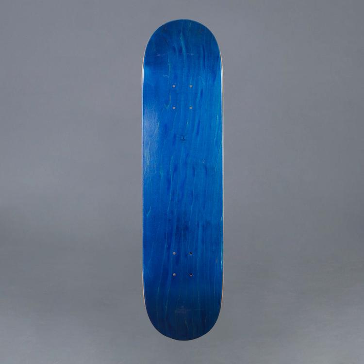 "NB Skateboard Deck Blue 8.0"""