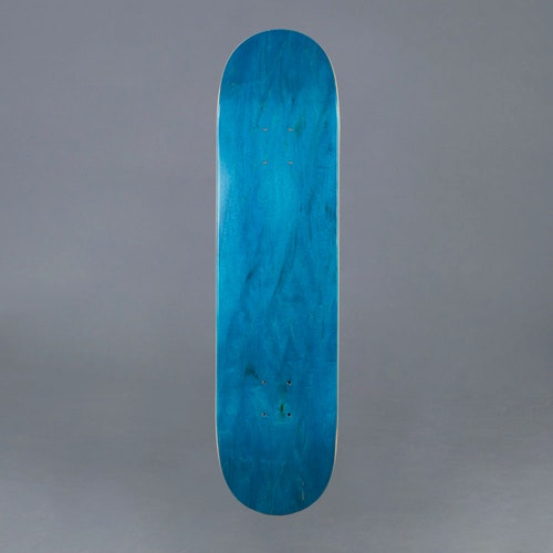 NB Skateboard Deck Teal 8.125""