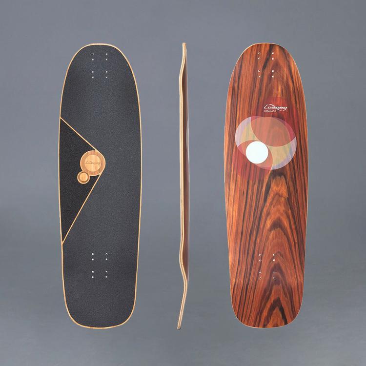 Loaded Omakase Roe Longboard Deck 85,1 cm