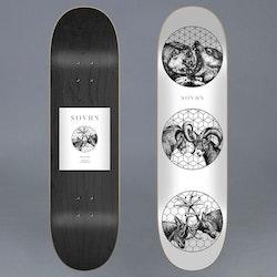 Sovrn Nature Of Wars 8.25 Skateboard Deck