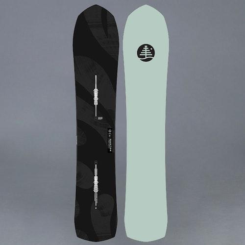Burton Straight Chuter 162 Snowboard Bräda