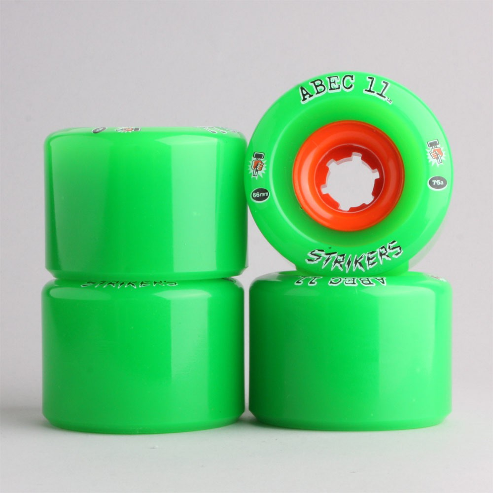 Abec 11 Strikers 66mm 81a