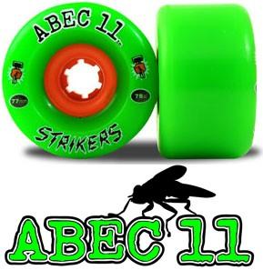 Abec 11 Strikers 66mm 81a