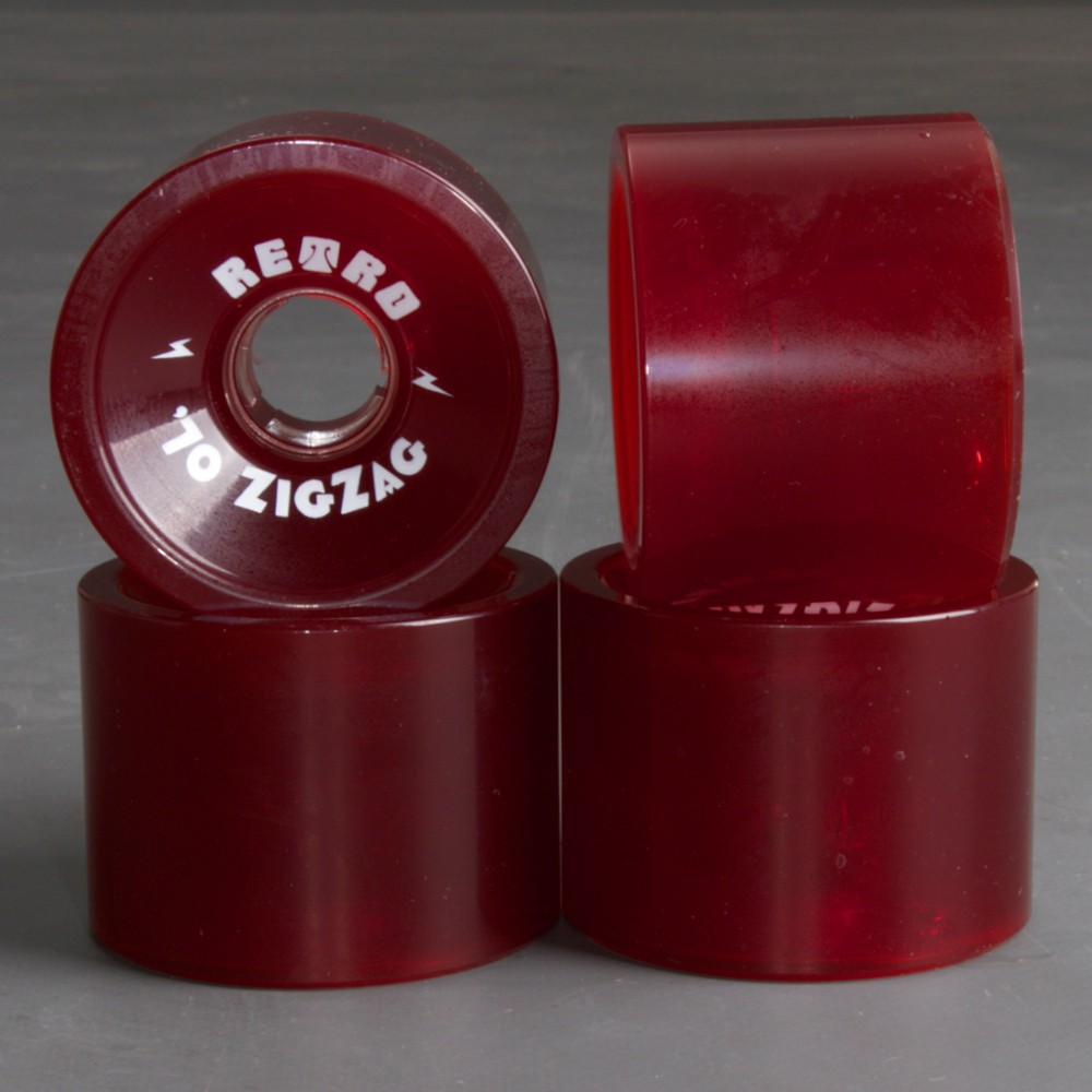 Retro ZigZags 70mm/78a durometer