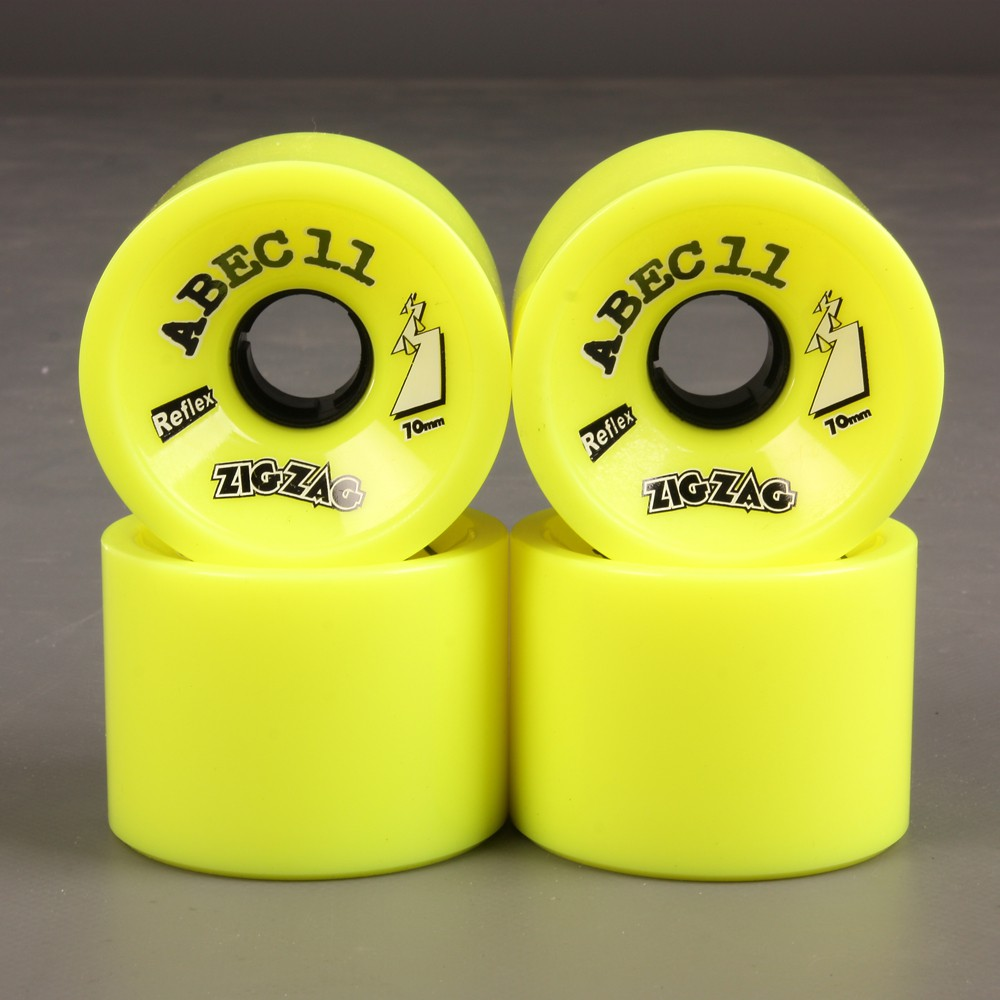 Abec 11 ZigZag REFLEX Lemon 70mm 83a