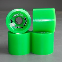 Abec 11 Centrax Lime  77mm 78a