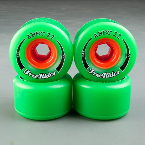 Abec 11 FreeRiders 72mm 84a
