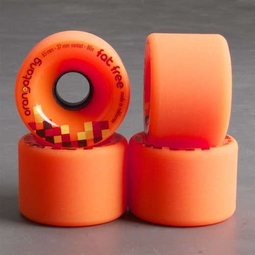 Orangatang Fat Free 65mm 80a