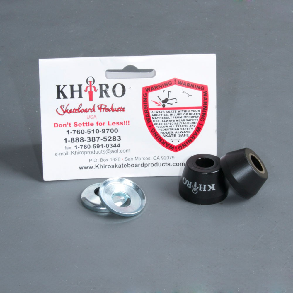 Khiro Double Bushings Hard 95a