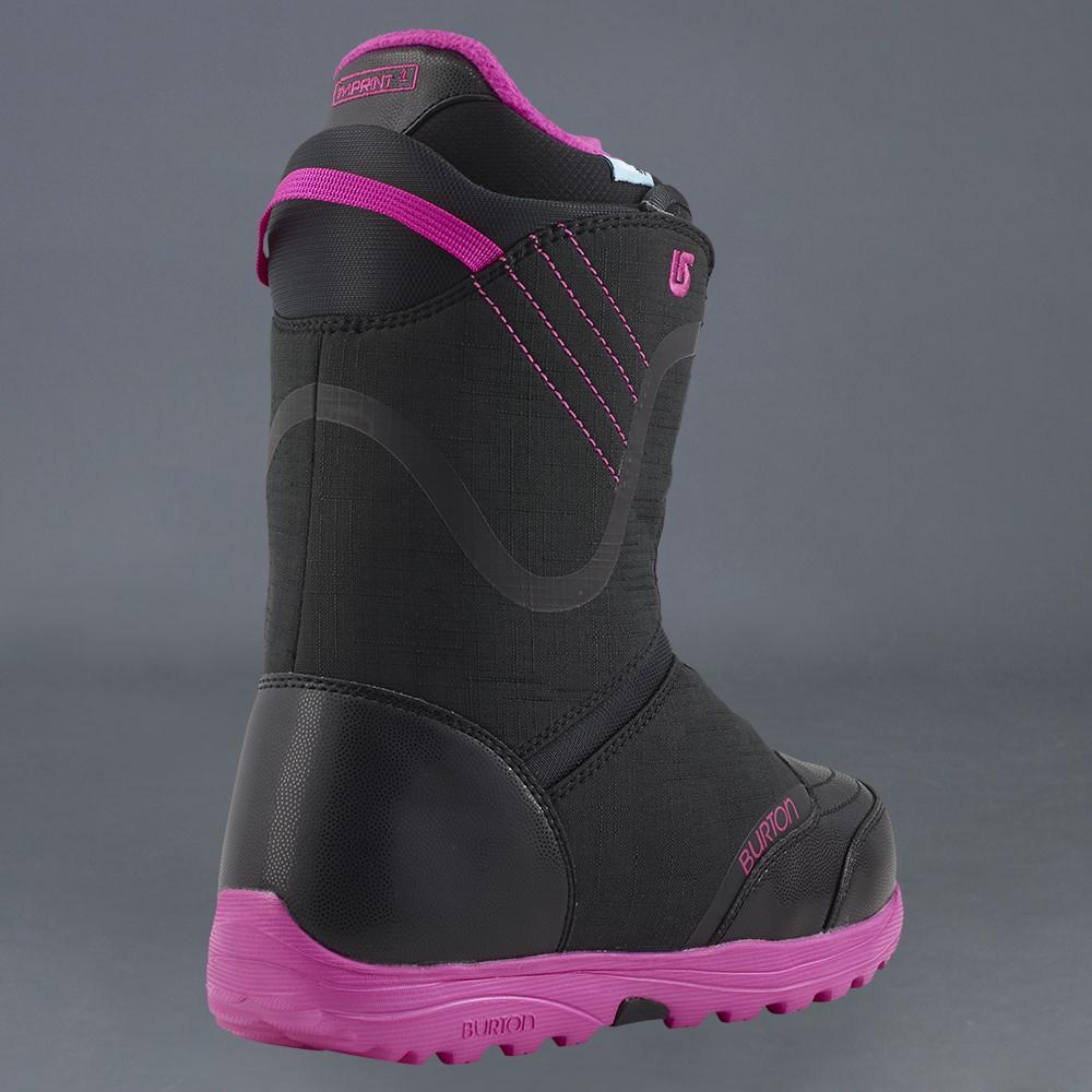 Burton snowboard boots tjej Starstruck Boa Blk/Pink