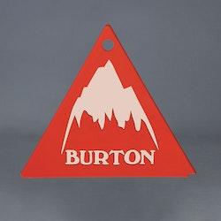 Burton valla sickel Röd