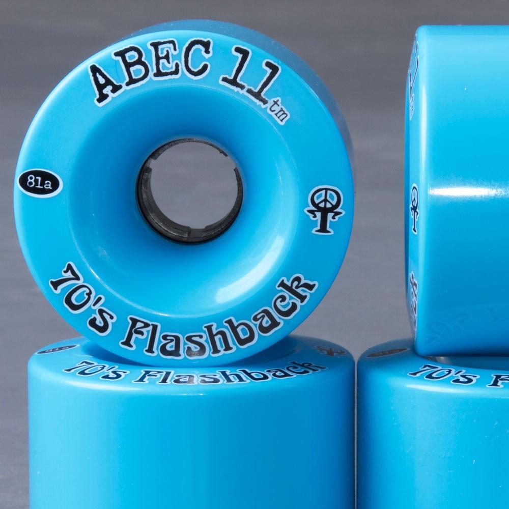 Abec 11 70's Flashback 70 mm/81a Hjul
