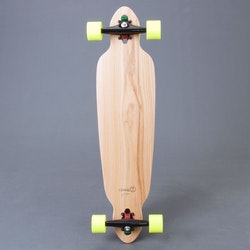Urskog longboard Stubbe Alm 37,4 Komplett