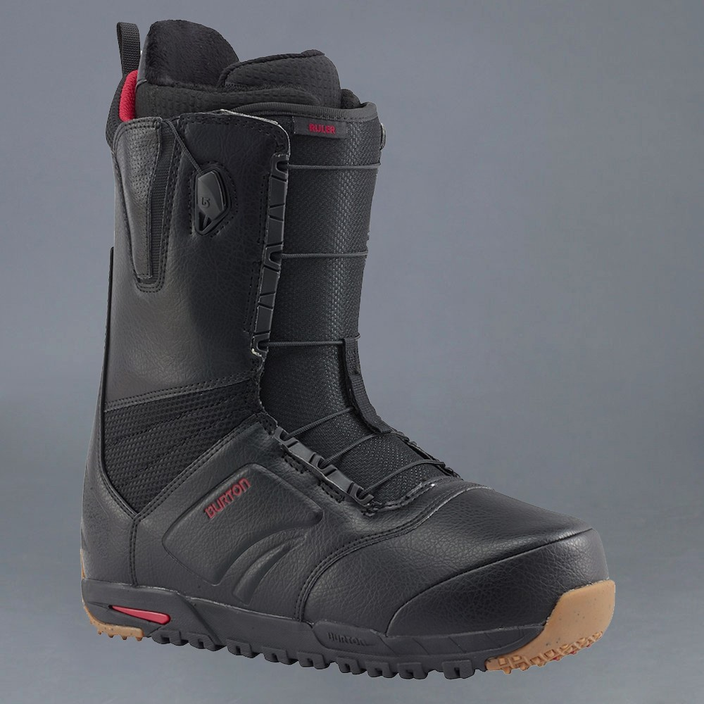 Burton Ruler Wide Black snowboard boots