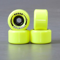 Abec 11 Freeride Retro 72mm 83a