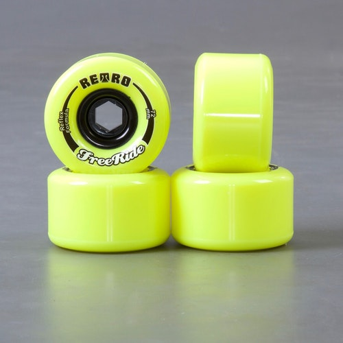 Abec 11 Freeride Retro 72mm 83a