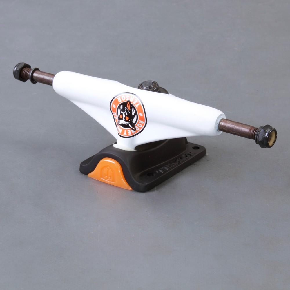 """Tensor Response White Skateboard Truckar 5"""""""