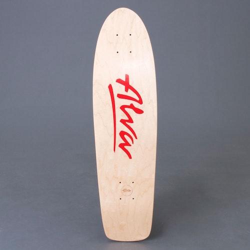 Alva skateboard 1979 reissue