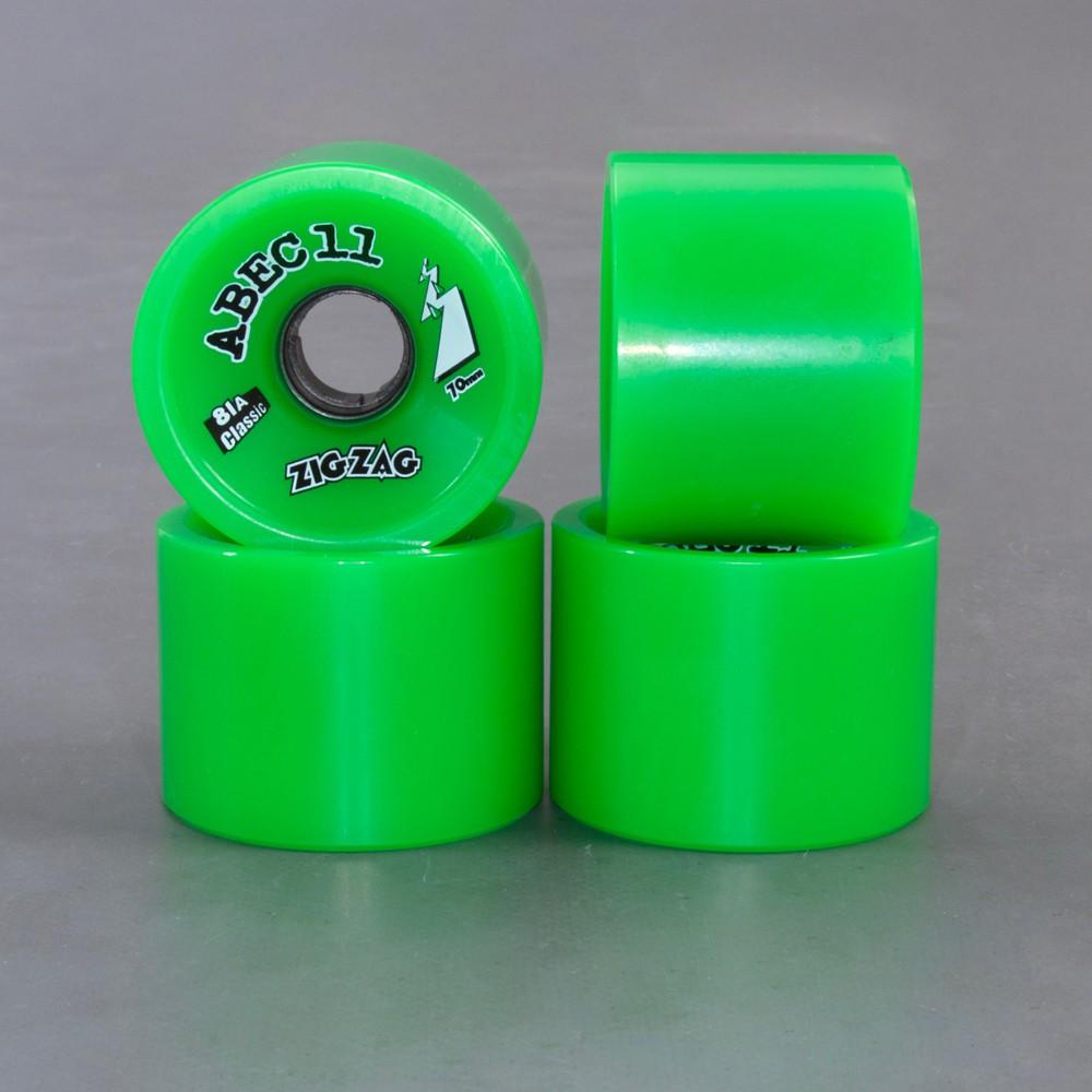 Abec 11 ZigZag Classic Green 70mm 81a