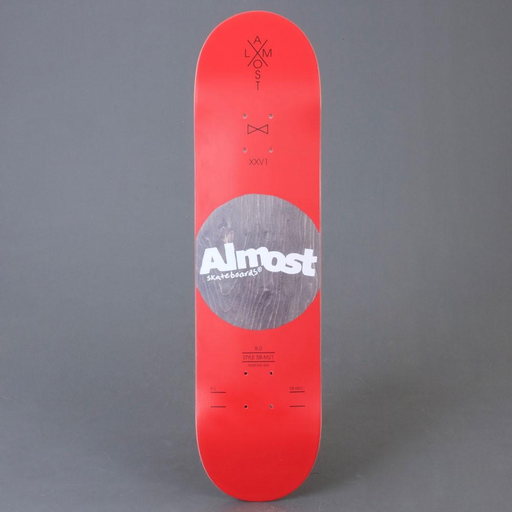 """Almost Noble Dot 8.0"""" skateboard bräda"""