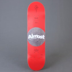 "Almost Noble Dot 8.0"" skateboard bräda"