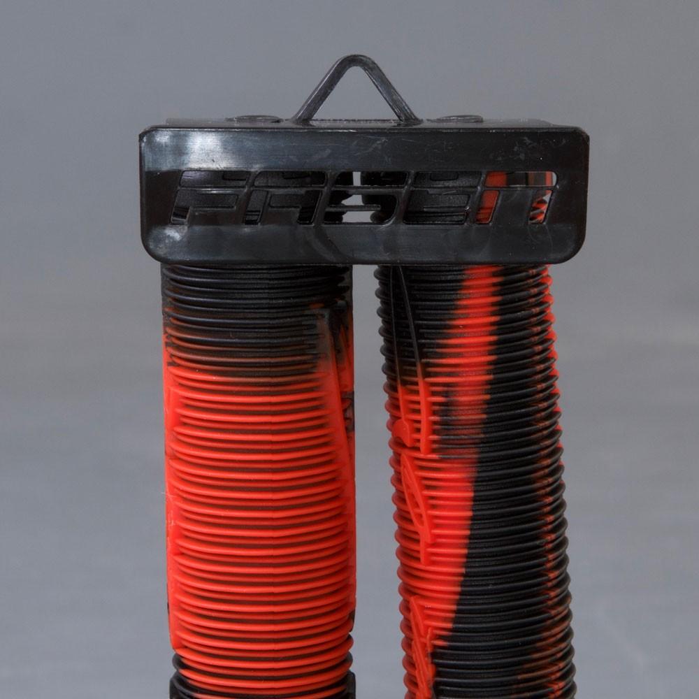 Fasen Bargrips red/black Sparkcykel handtag