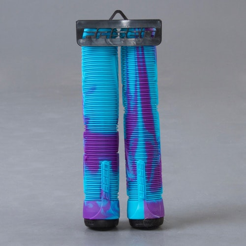 Fasen Bargrips Blue/purple Sparkcykel handtag