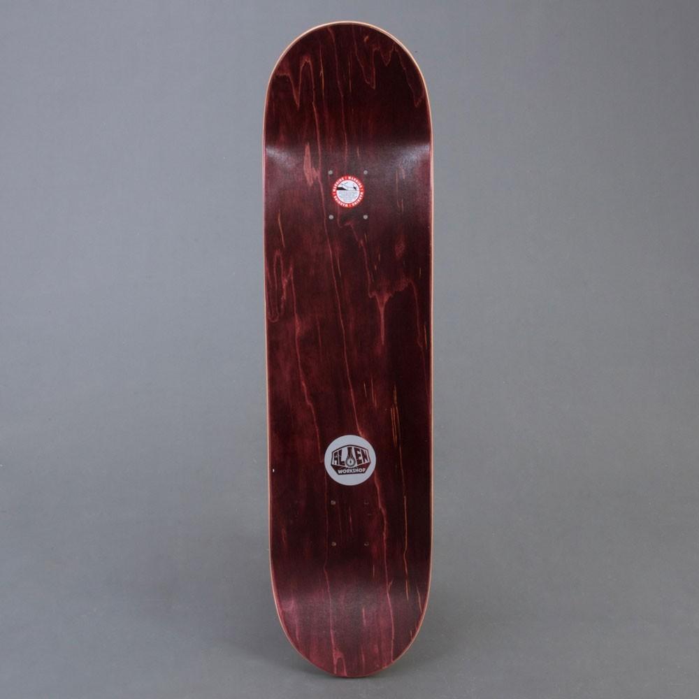 "Alien AWS Fuel Co 8"" skateboard bräda"