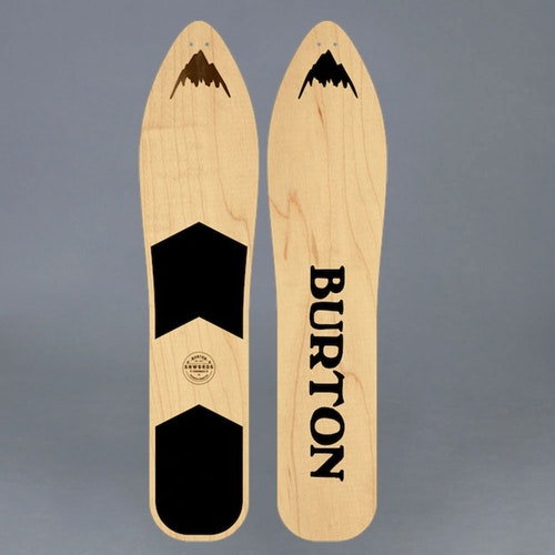 Snowskate Burton Throwback 130