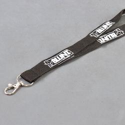 Blunt badge and key holder