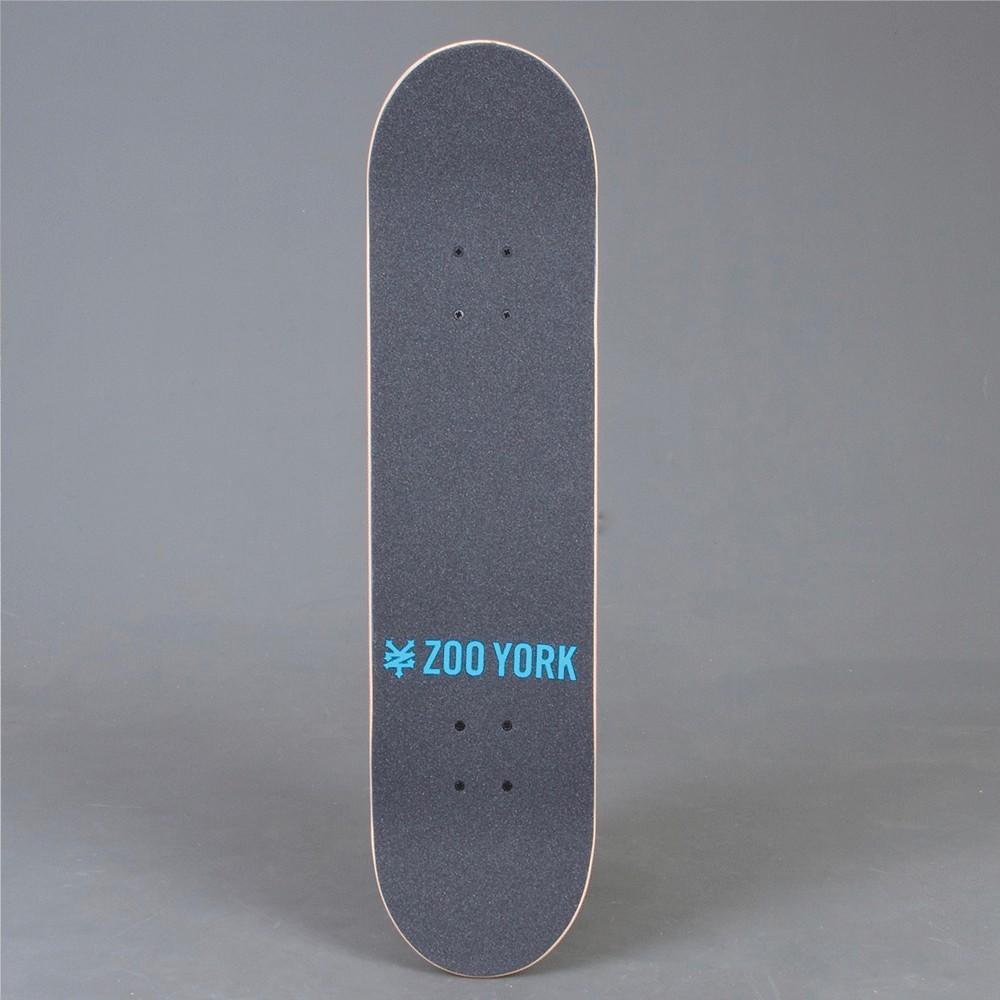 """Zoo York White 7.75"""" komplett skateboard"""