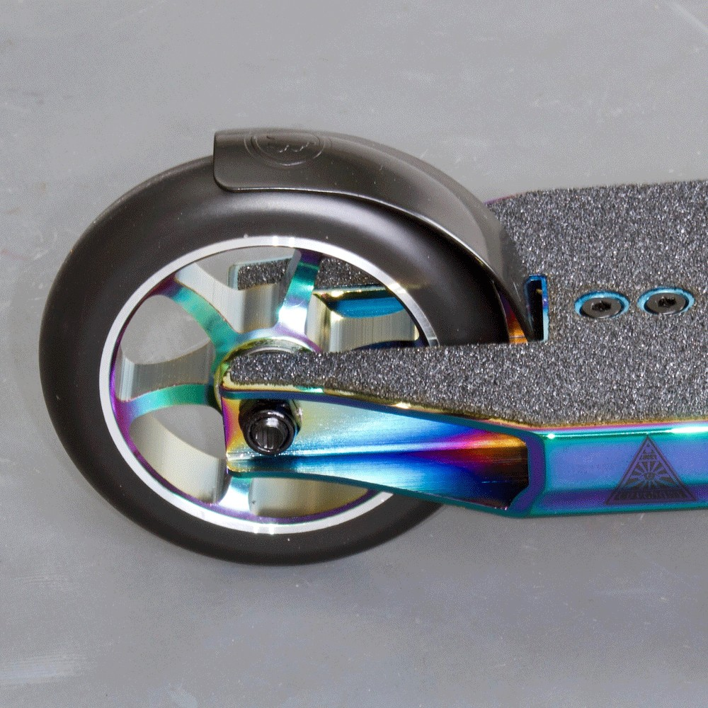 Lucky custom SCS Tricksparkcykel