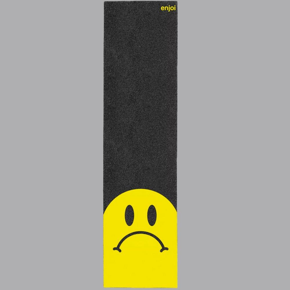 Enjoi Frowny Skateboard griptejp