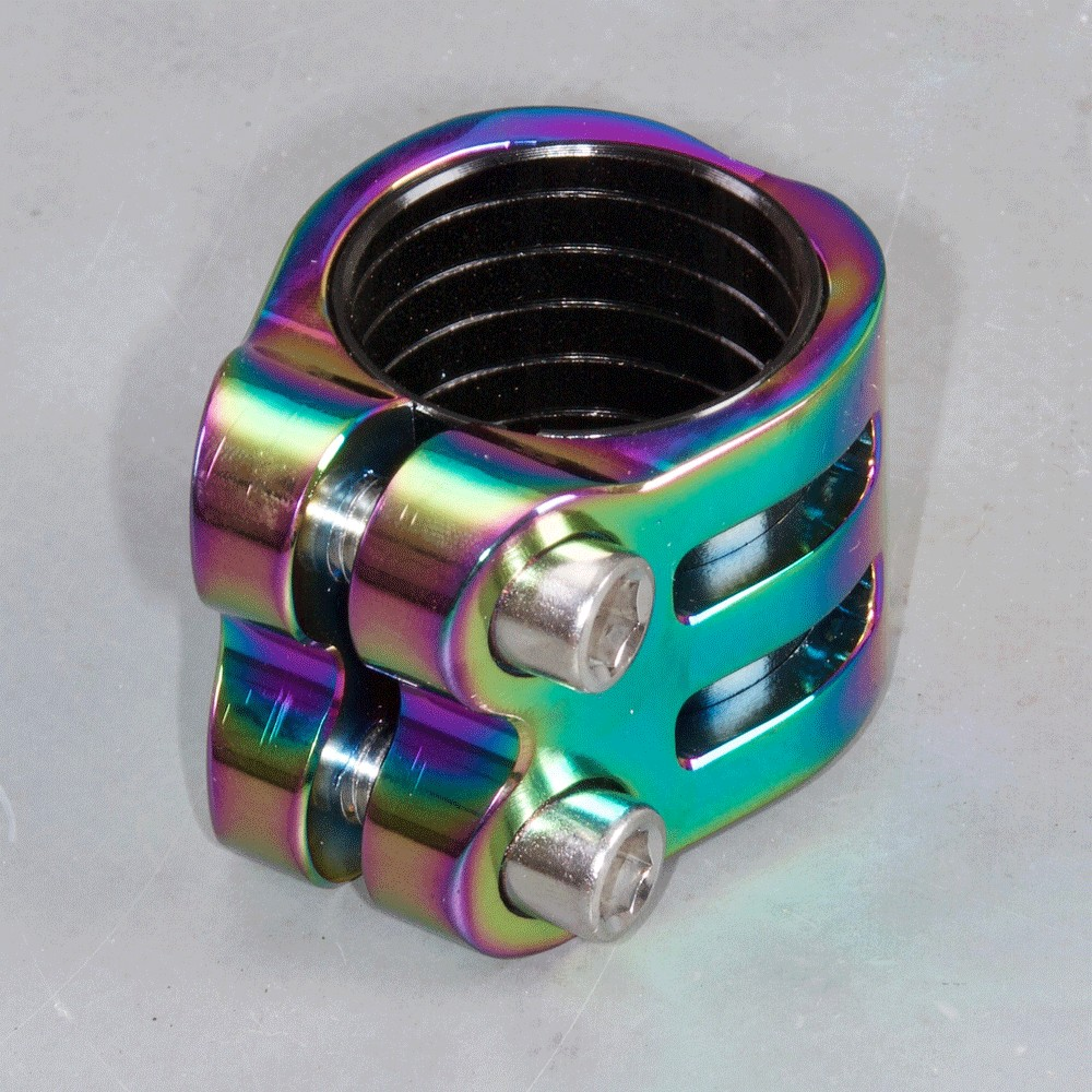 Longway Defender Clamp Neochrome