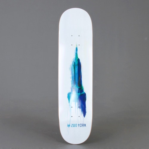 "Zoo York Empire 7.75"" Skateboard deck"