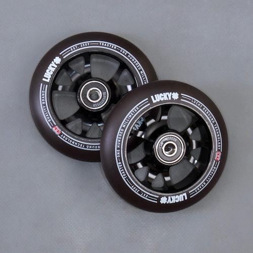 Lucky Toaster Pro 110mm 2-pack sparkcykel hjul