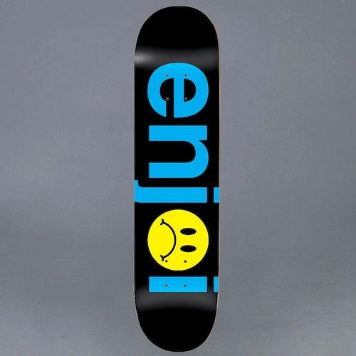 Enjoi Frowney Face No Brainer 8.0 Skateboard deck