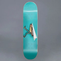 Almost JJ Cutout R7 Yuri 8.25 Skateboard deck