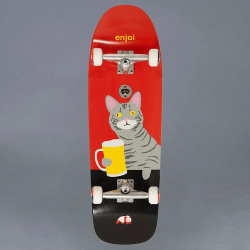 Enjoi Drinking Buddie Premium Cruiser Red 9.625